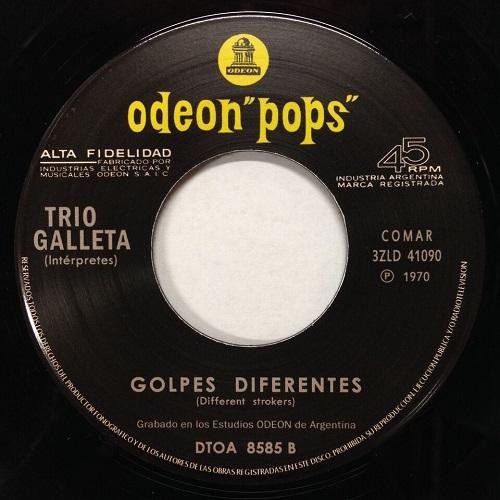 "TRIO GALLETA / GOLPES DIFERENTES / MAS ALMAS (7"")"