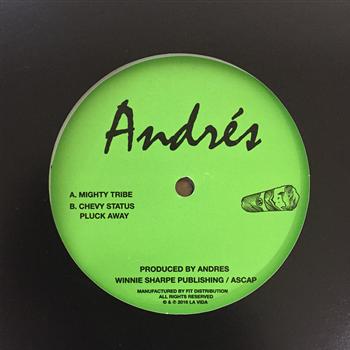 ANDRES / アンドレス / MIGHTY TRIBE