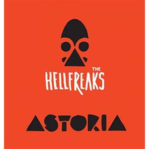 HELLFREAKS / ヘルフリークス / ASTORIA