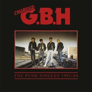 G.B.H / PUNK SINGLES 1981 - 1984 (2LP)