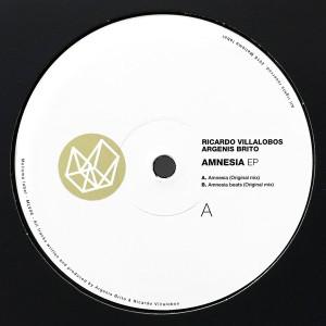 RICARDO VILLALOBOS/ARGENIS BRITO / AMNESIA EP