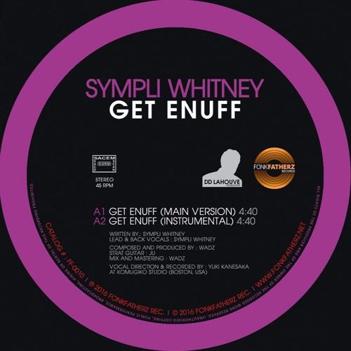 "SYMPLI WHITNEY / GET ENUFF / FRESH LOVE (12"")"