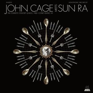 JOHN CAGE MEETS SUN RA / THE COMPLETE CONCERT (LP)