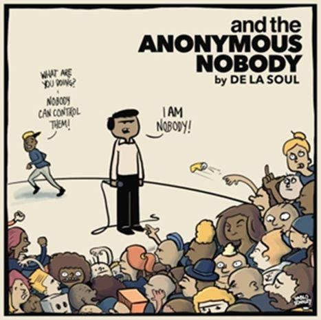 "DE LA SOUL / デ・ラ・ソウル / AND THE ANONYMOUS NOBODY ""CD"""