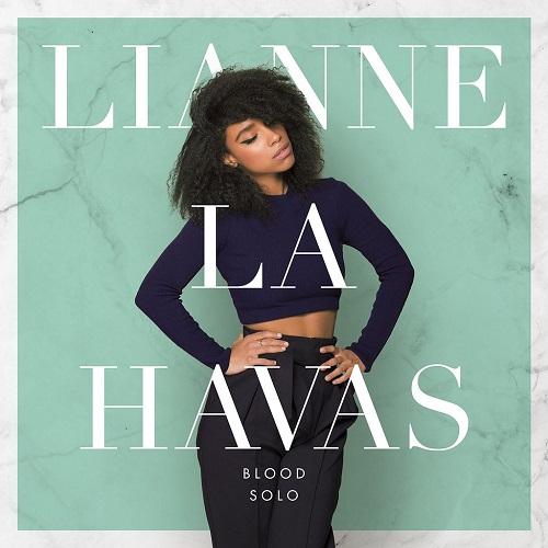 "LIANNE LA HAVAS / リアン・ラ・ハヴァス / BLOOD SOLO 12"""