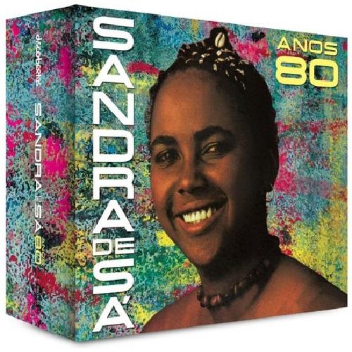SANDRA DE SA / サンドラ・ヂ・サー / ANOS 80  - BOX (4CDS)