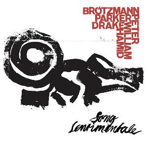 PETER BROTZMANN / ペーター・ブロッツマン / Song Sentimentale(LP)
