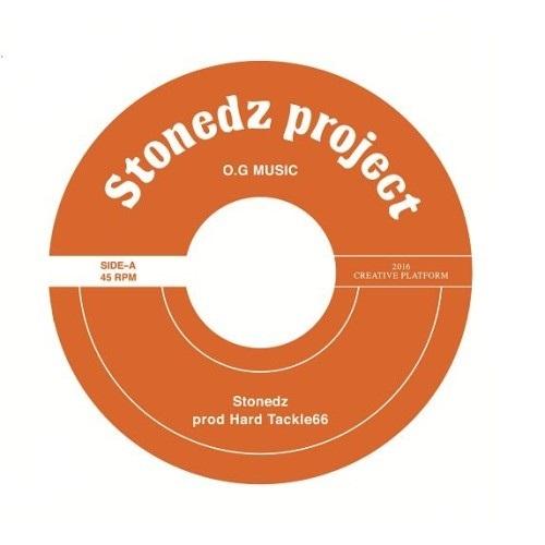 """Stonedz (MEGA-G & DOGMA) / O.G MUSIC / I AMSTERDAM remix 7"""""""