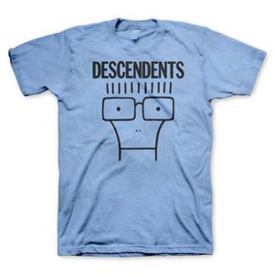 DESCENDENTS / CLASSIC MILO T-SHIRT CAROLINA BLUE (Mサイズ)