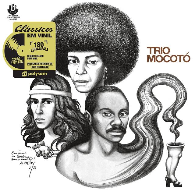 TRIO MOCOTO / トリオ・モコトー / TRIO MOCOTO (1973)