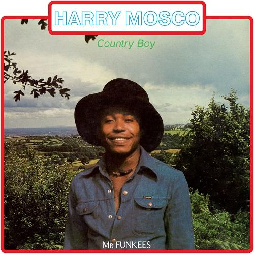 HARRY MOSCO  / ハリー・モスコ / COUNTRY BOY