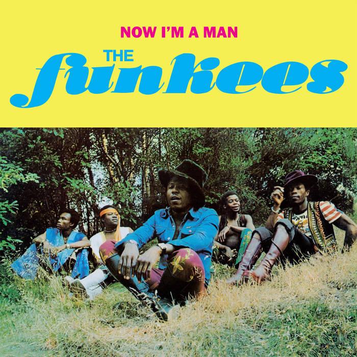 FUNKEES / ファンキーズ / NOW I'M A MAN