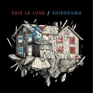 SUIS LA LUNE / SHIROKUMA / SPLIT (LP)