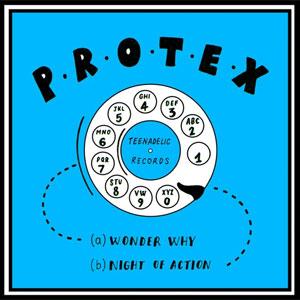 "PROTEX / プロテックス / I WONDER WHY (7"")"