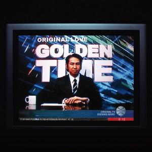 ORIGINAL LOVE / オリジナル・ラブ / GOLDEN TIME(アナログ)