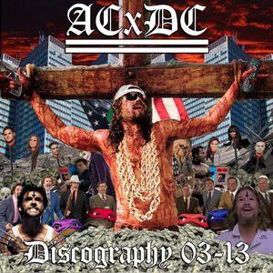 ACxDC / DISCOGRAPHY 03-13 (DIGI)