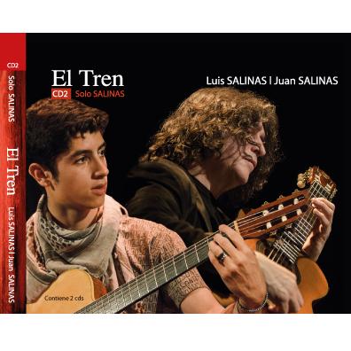 LUIS SALINAS / ルイス・サリーナス / EL TREN - SOLO SALINAS