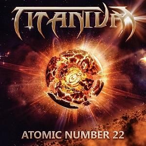 TITANIUM / チタニウム / ATOMIC NUMBER 22 / アトミック・ナンバー22