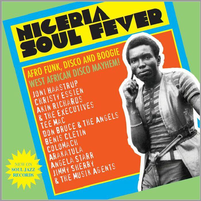 V.A. (NIGERIA SOUL FEVER) / オムニバス / NIGERIA SOUL FEVER