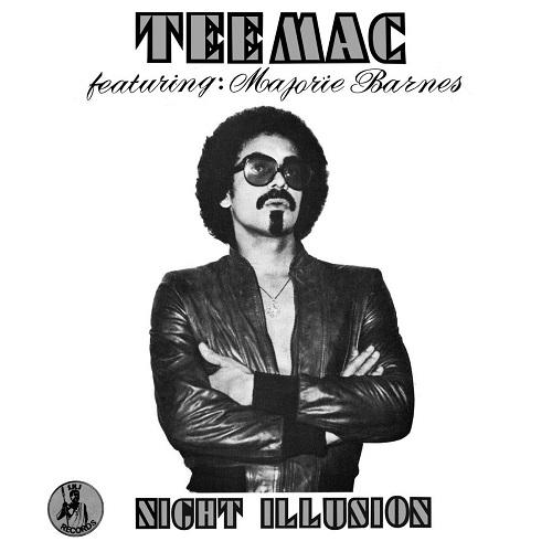 TEE MAC FEAT. MARJORIE BARNES / ティー・マック・フューチャリング・マージョリー・バーンズ / NIGHT ILLUSION
