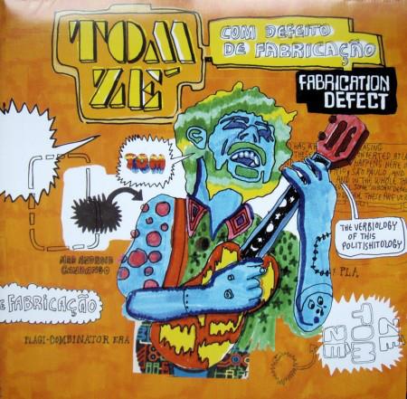 TOM ZE / トン・ゼー / FABRICATION DEFECT