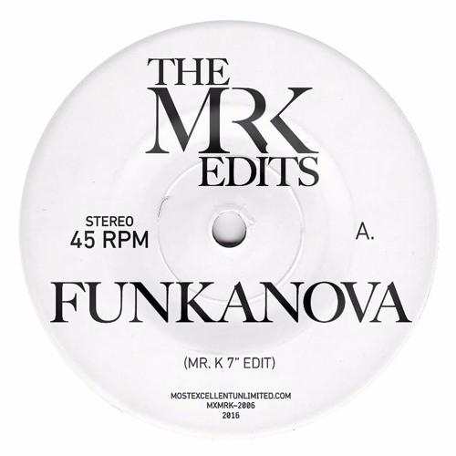 MR.K(DANNY KRIVIT) / FUNKANOVA/SEX