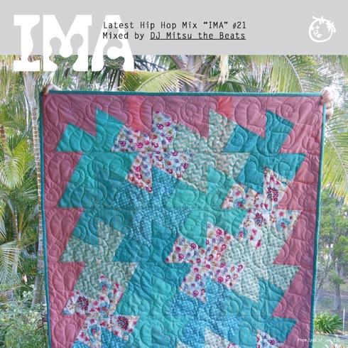 DJ MITSU THE BEATS (GAGLE) / ミツ・ザ・ビーツ / IMA#21