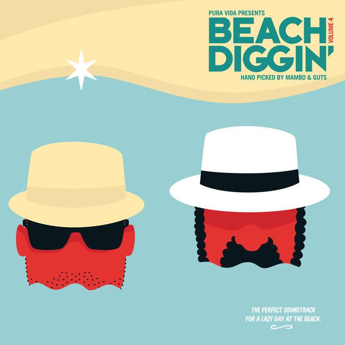 GUTS & MAMBO / ガッツ & マンボ / BEACH DIGGIN' VOL. 4