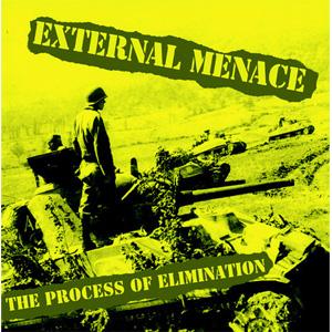 external menace エクスターナルメナース process of elimination