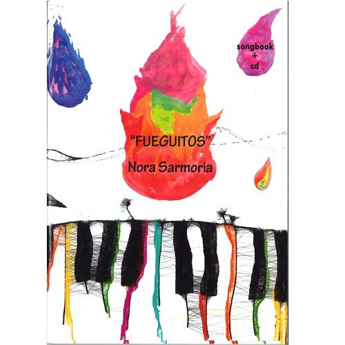 NORA SARMORIA / ノラ ・サルモリア / FUEGUITOS (CD+BOOK)