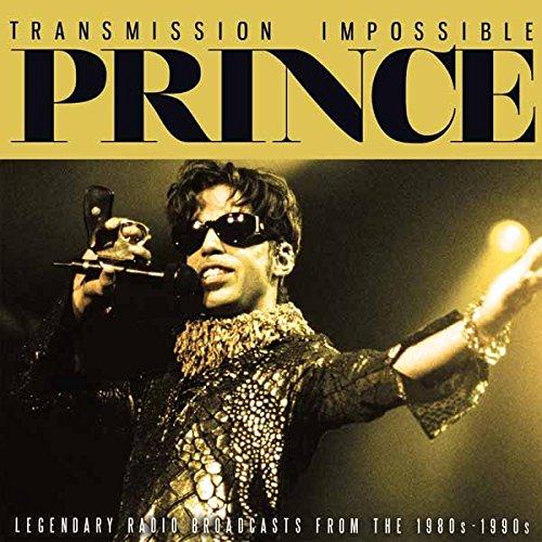 prince プリンス transmission impossible 3cd