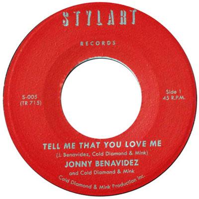 jonny benavidez cold diamond milk tell me that you love me 7