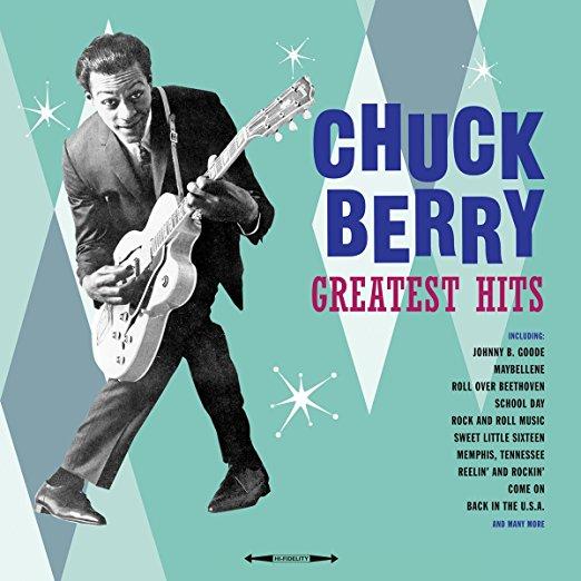 Chuck berry greatest hits 2lp diskunion chuck berry greatest hits 2lp voltagebd Image collections