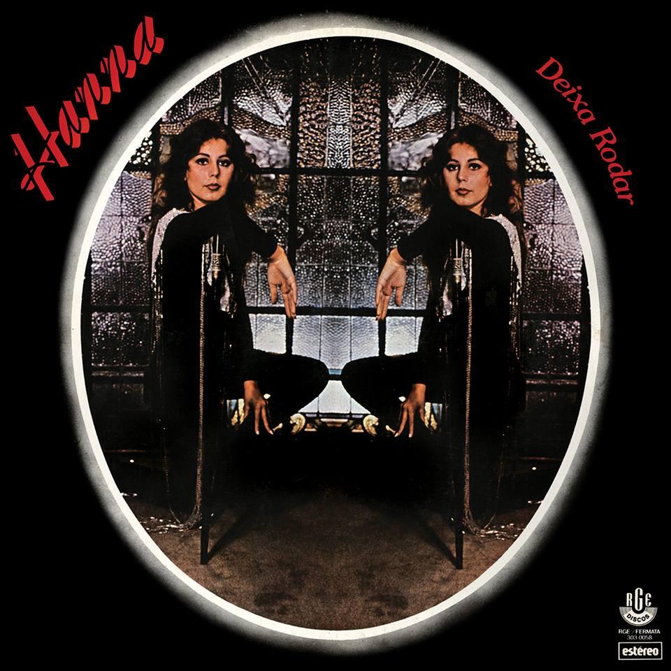 1979年にRGEレーベルからリリースされた女性シンガー、アンナのブラジリアン・ディスコ~ファンクの名作が初CD化!7INCHカットもされたタイトル曲 を筆頭に全編ブラック・