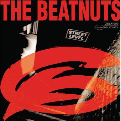 BEATNUTS / ビートナッツ / STREET LEVEL アナログ2LP 見開き特殊ジャケット
