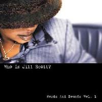 JILL SCOTT / ジル・スコット / WHO IS JILL SCOTT?