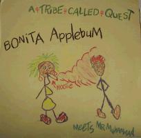 A TRIBE CALLED QUEST / トライブコールドクエスト / BONITA APPLEBUM -US ORIGINAL PRESS-
