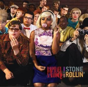 RAPHAEL SAADIQ / ラファエル・サーディク / STONE ROLLIN' アナログLP  (180 Gram Vinyl, includes CD)