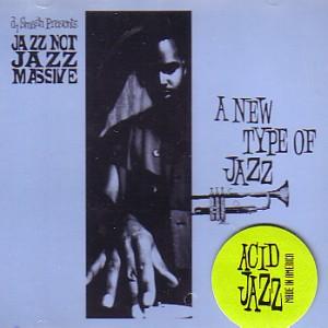 DJ SMASH / スマッシュ / A NEW TYPE OF JAZZ