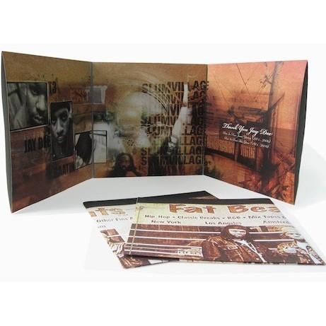 "SLUM VILLAGE / スラムヴィレッジ / Fantastic Vol. 2 Instrumentals (3LP + 24""x24""Poster)"