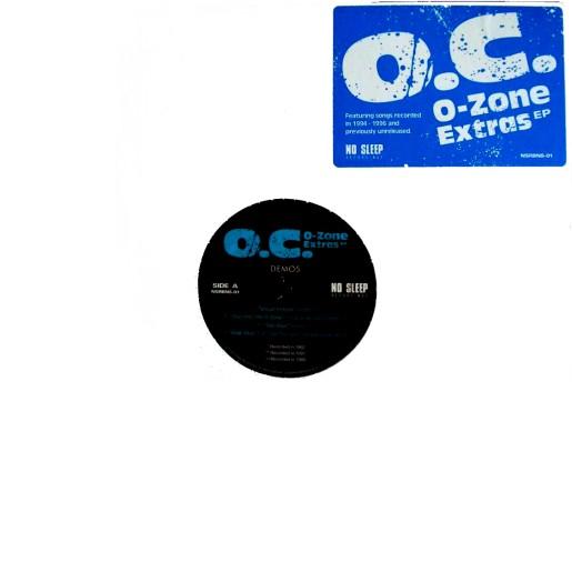 O.C. / O-ZONE EXTRAS EP