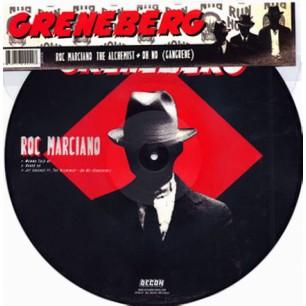 GRENEBERG (The Alchemist + Oh No + Roc Marciano) / GRENEBERG EP