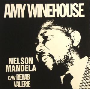 AMY WINEHOUSE / エイミー・ワインハウス / NELSON MANDELA EP
