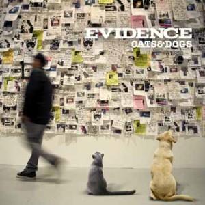 EVIDENCE / エヴィデンス / CATS & DOGS アナログ2LP