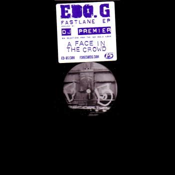 EDO. G / FASTLANE EP