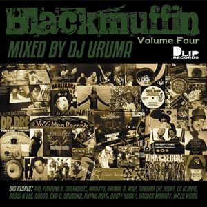 DJ URUMA / BLACKMUFFIN VOL.4  (新宿クラブミュージックショップ限定販売品)
