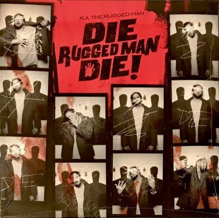 R.A.THE RUGGED MAN / DIE, RUGGED MAN, DIE アナログ2LP