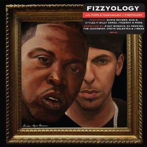 Lil Fame (M.O.P) & Termanology = Fizzyology / Fizzyology アナログLP