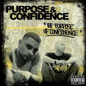 PURPOSE & CONFIDENCE / PURPOSE & CONFIDENCE アナログ2LP