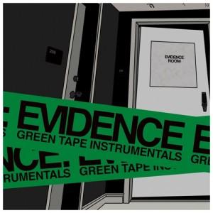 EVIDENCE / エヴィデンス / GREEN TAPE INSTRUMENTALS アナログLP